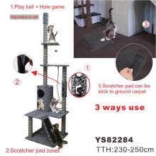 Big Cat Scratcher Tree for Cat, Cat Furniture (YJ82284)