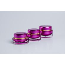 15g 30g 50g Round Plastic Acrylic Jars (EF-J34)