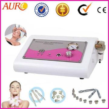 Cuidado de la piel, belleza, masaje facial, diamante, micro, dermoabrasión, equipo