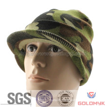 Camo Knitted Hat (GKA0401-A00012)