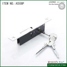 La cerradura móvil de la cerradura de aluminio de la puerta que se desliza