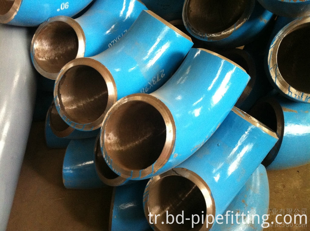 alloy steel large diameter elbows