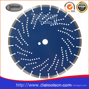 Diamond Saw Blade: 350mm Circular Saw Blade for Reinforced Concrete