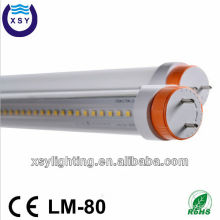 T8 Retrofit 100lm/w 1200mm 5 years warranty led hanging tube light