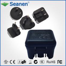 Adaptador / Carregador Intercambiáveis 5V 1A