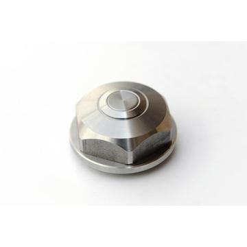 OEM CNC Machining Parts Push Button Nut