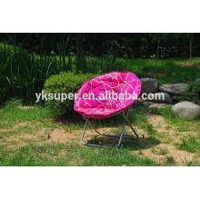 Fábrica de boa qualidade preço barato OEM customizada cadeira de praia dobrável com roda