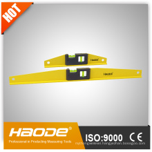 I-Beam spirit level strong magnet i-beam spirit level 1.8mm bridge i-beam level