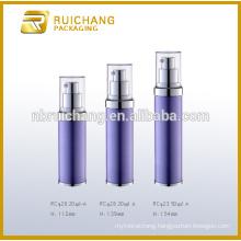 15ml/30ml/50ml plastic cosmetic airless bottle,round cream airless bottle,cosmetic pump sprayer bottle