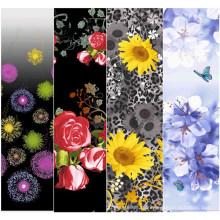 Цветочный узор 100% хлопчатобумажная ткань