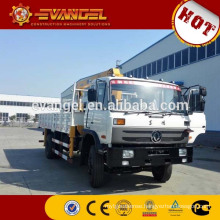 Truck with Lifting Arm Crane 10 Ton, Knuckle Truck Crane