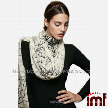 2015 Ladies High END Fashionable Winter Cashmere Knitted Scarf