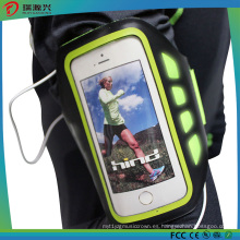 Caja de brazalete deportivo para correr al aire libre para iPhone 6 6s Plus