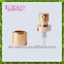 Блестящее золото 18/400 0.08cc парфюмерный насос