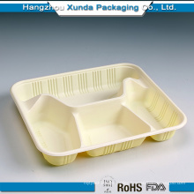 Strong Plastic Hospital Food Serving Tray