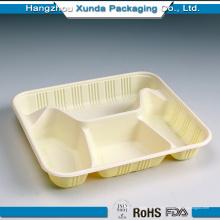 Сильный пластиковый контейнер для продуктов питания для больниц