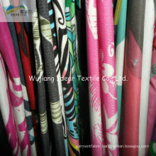 Printed Polyester Oxford Fabric For Suitcase