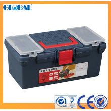 Caja de herramientas multiuso / pequeñas cajas de herramientas plásticas