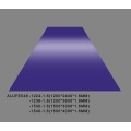 Building boards High Glossy Light Purple Aluminium sheet