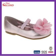 Mode PU Kinder Kleid Schuhe