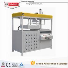 Máquina formadora de plástico para termoformagem manual de estação única