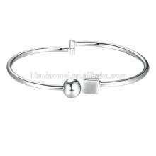 Moda jóias venda quente temperamento charme Platinum banhado Pulseira de Contas