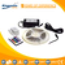 China Bom pacote de blister de faixa de LED com receptor de RF e controlador RGB
