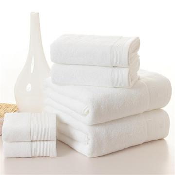 Ensemble de serviettes d'hôtel 5 étoiles