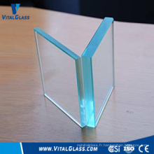 15mm Clear Float Glass (FG) avec CE & ISO9001