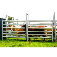 China Cheap Heavy Duty Cow Fence Cattle Fencing Service Portable Carbon Steel Fence Panels Easily Assembled