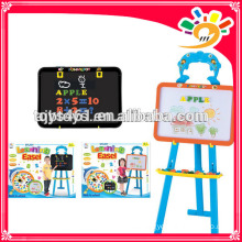 double side childrens writing board tabletop drawing board