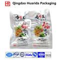 Plastikvakuum-Snack-Tasche, Plastiklebensmittelverpackungs-Tasche