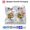 Plastic Vacuum Snack Bag, Plastic Food Packaging Bag