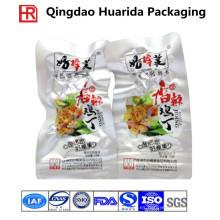 Snack Bag al vacío de plástico, bolsa de envasado de alimentos de plástico