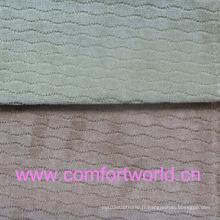 Tissu de tissage jacquard en tissu (SHSF02725)