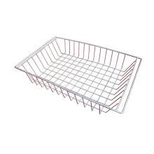 Stainless Steel Wire Storage Basket for Kitchen