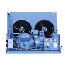 Unidade condensadora tipo compressor de ar