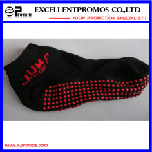 2015 Werbeartikel Mode Sport Custom Anti-Rutsch Socken (EP-S58401)