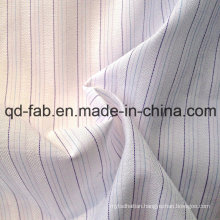 Yarn Dyed Shirting Fabric (QF13-0400)