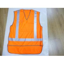 4 Point Tear Away Safety Vest