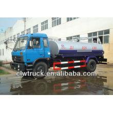 10000L Dongfeng 153 LHD & RHD nuevo camión fecal de la succión para la venta