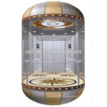 elevator cabin for panoramic glass lift