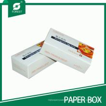 Custom Eco-Friendly Egg Tart Delivery Box Packaging Box