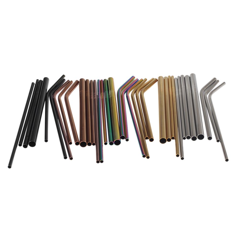 New Design Food Grade Stainless Steel Straw