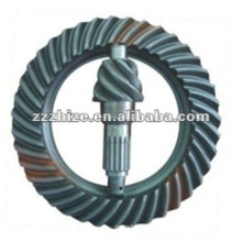 Crown Wheel and Pinion Gear used for EQ153