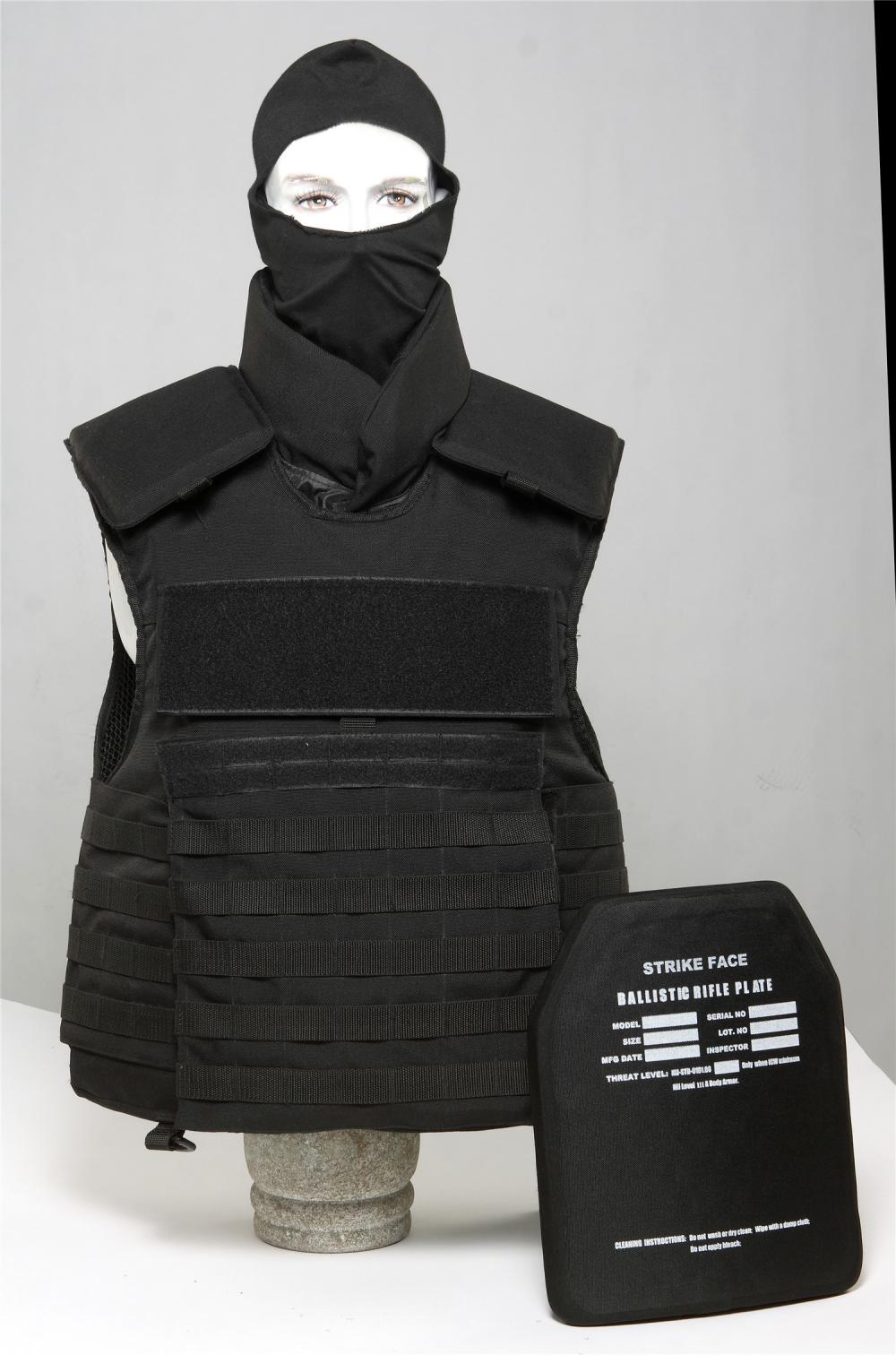 Ballistic Protection Body Armor