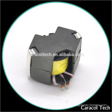 Mini ac dc 6+6 Pins Horizontal Type High Frequency Transformer With Chinese manufacturer