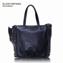 Fashionable Leather Shopping Bag Leisure Bag(EF8785)