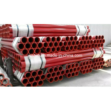 Concrete Pump Pipe/ Twin Wall Wear Resisting Concrete Pump Spare Parts