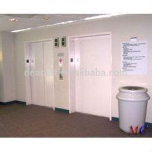Sala de máquinas elevador cama com aço inoxidável